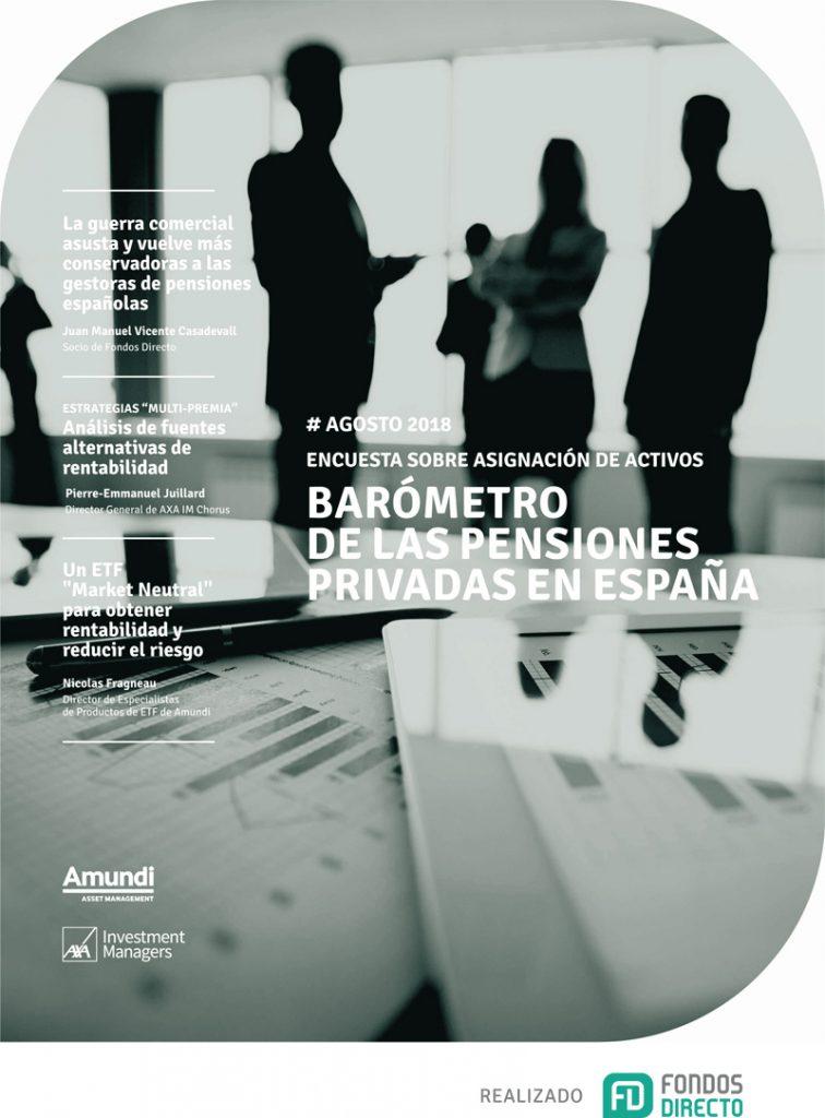 Barómetro de pensiones Ago18