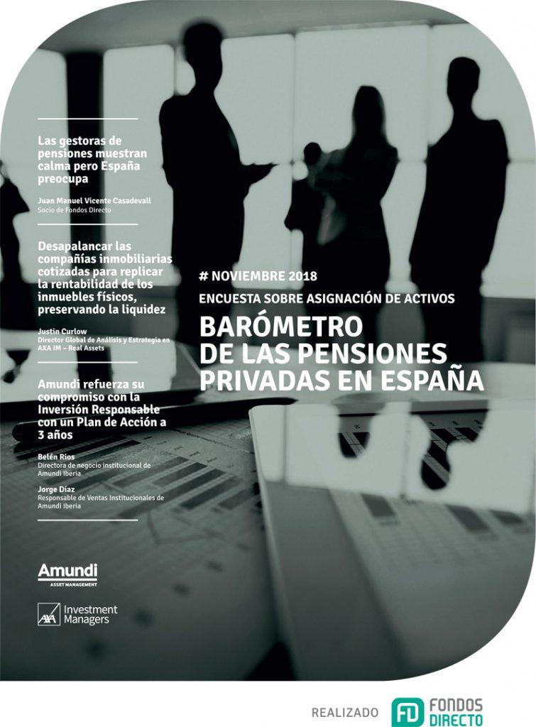 Barómetro de pensiones Nov18
