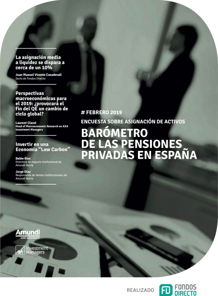 Barómetro de pensiones Feb18