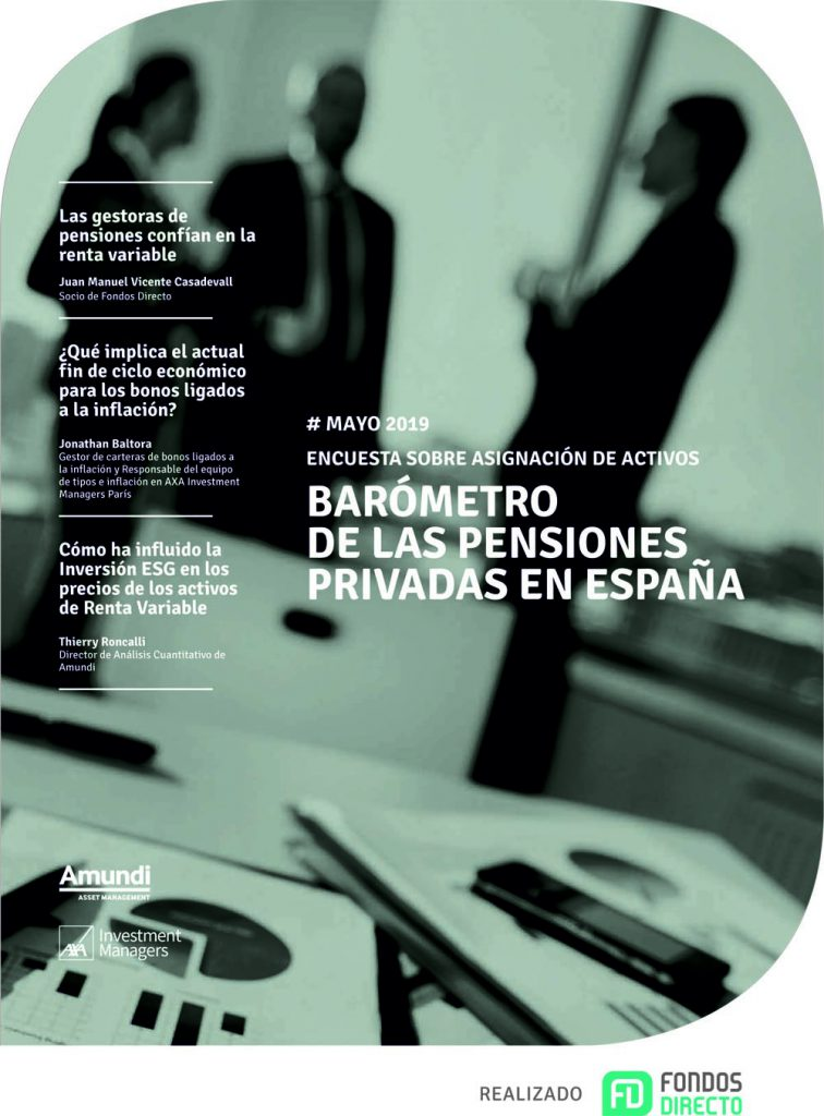 Barómetro de pensiones May19