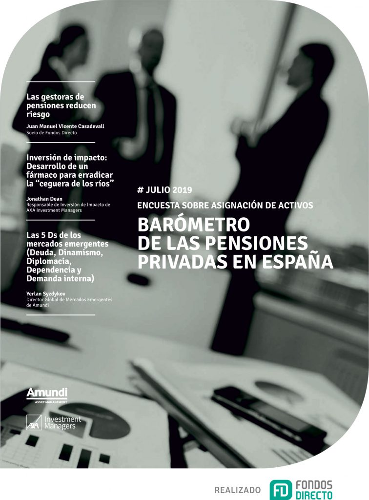 Barómetro de pensiones Jul19